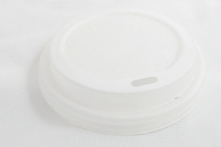 Bio Plastic Lid for Hot Drink Paper Cup