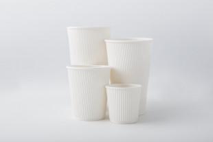 แก้วกระดาษ Ripple Wall  Paper Cup