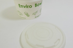 PLA Lid For Paper Container