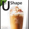 Bio PLA  U Shape Beverage Cup