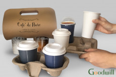 Cup Carrier / Grab&Go