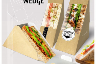Paper Sandwich Box