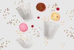 PET Ice Cream Cup