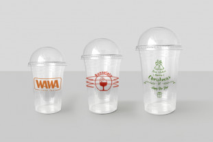 Bio PLA Clear Cup